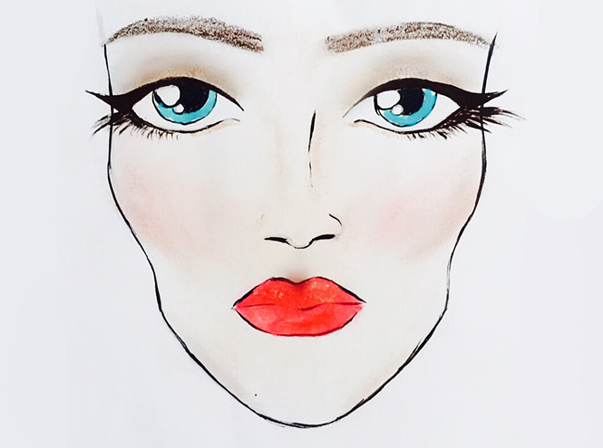 Фото №4 - В образе: три вечерних варианта макияжа от визажиста Lancôme