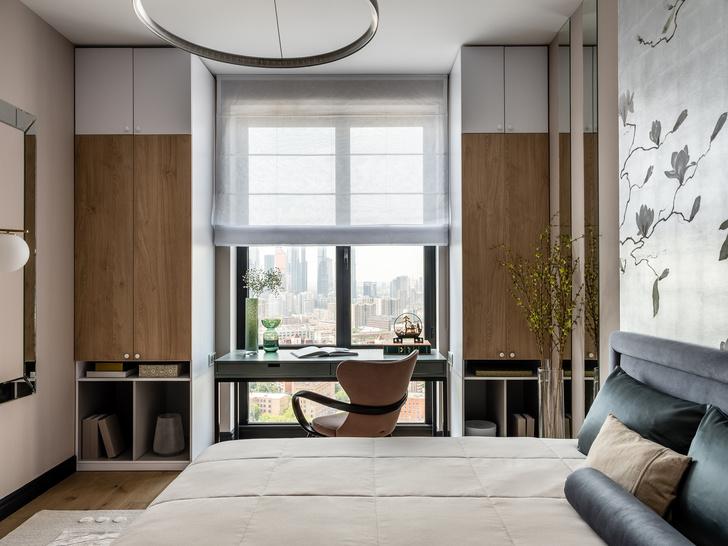Фото №1 - Оазис тишины: все оттенки балтийского побережья в квартире 66 м²