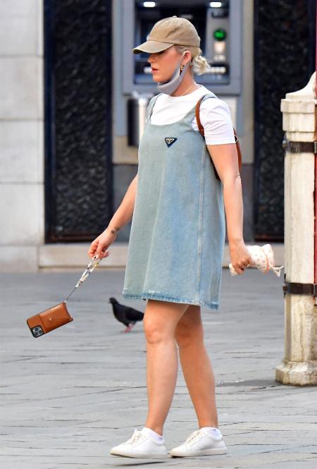 Кэти Перри в Венеции