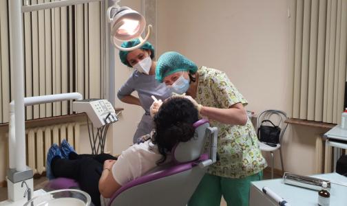 Фото №1 - В Петербурге открыли кабинет для ранней диагностики рака полости рта