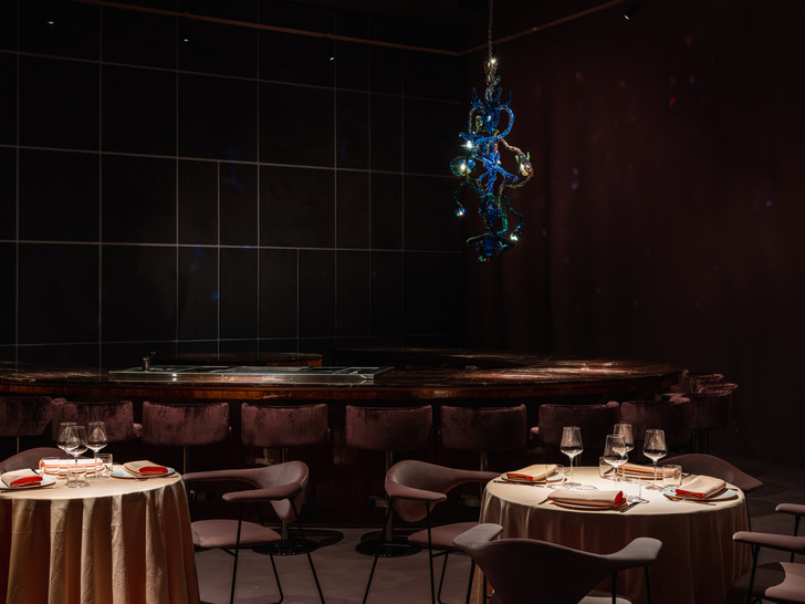 Фото №7 - Ресторан и иммерсивный гастротеатр «Красота»