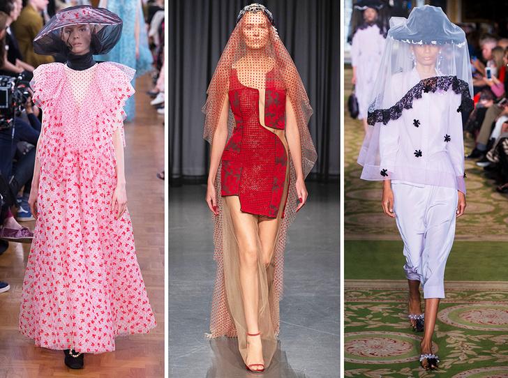 Фото №2 - 10 трендов весны и лета 2019 с Недели моды в Лондоне