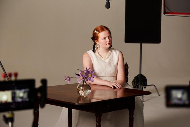 Фото №4 - Гардероб аристократии: H&M выпустит совместную коллекцию с Simone Rocha