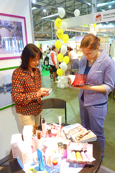 Фото №6 - Журнал «Счастливые родители» на «Фестивале беременных и младенцев WAN Expo»