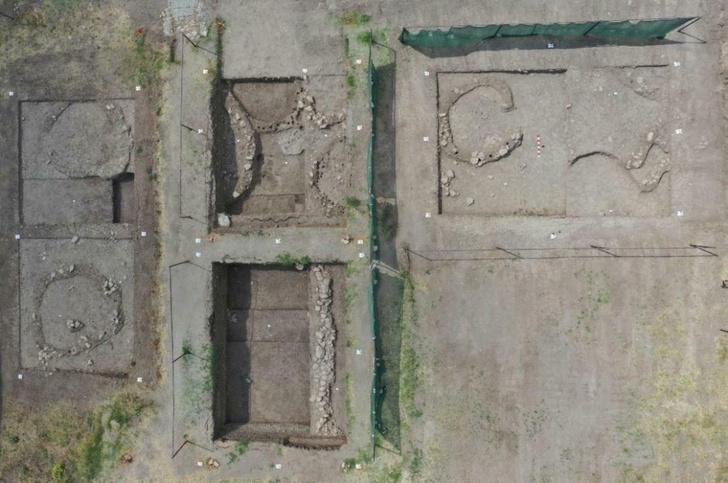 Фото №1 - В Турции найден скелет возрастом 8500 лет
