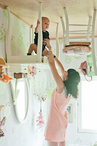 Фото №3 - Счастливые родители в ЭТНОМИРЕ!