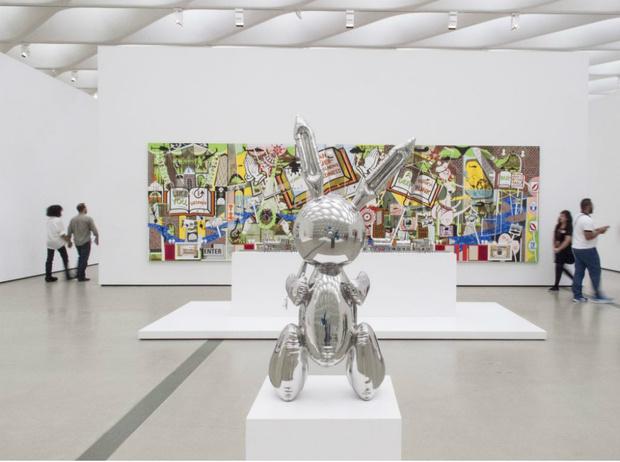 Фото №2 - Больше чем искусство: самые странные и дорогие арт-объекты в мире