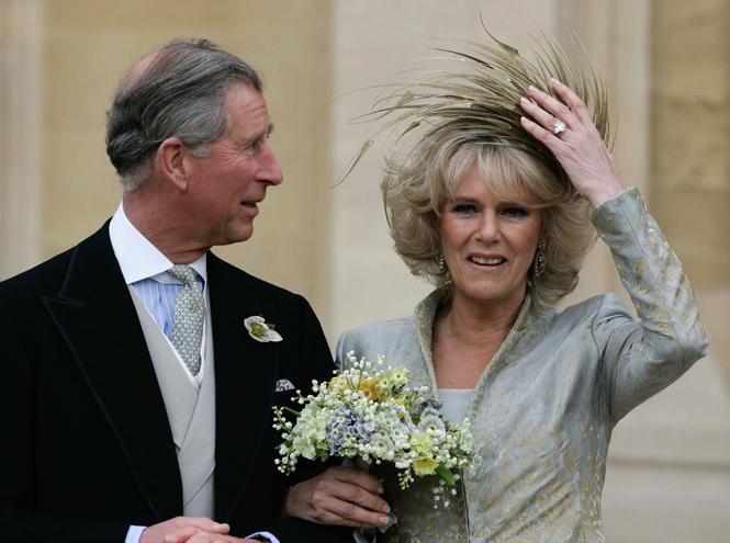 Фото №15 - Самые забавные моменты на королевских свадьбах (истории в фотографиях)