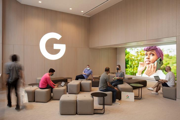 Фото №5 - Первый магазин Google в Нью-Йорке