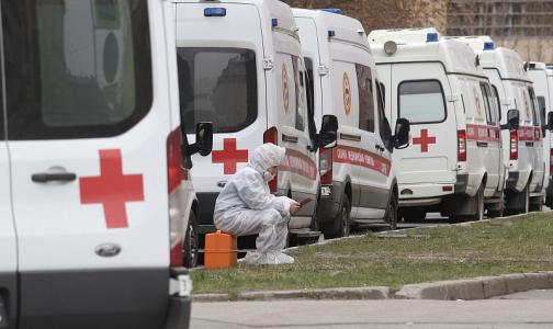 Фото №1 - И «03» подождет: как заразилась Центральная станция скорой помощи в Петербурге