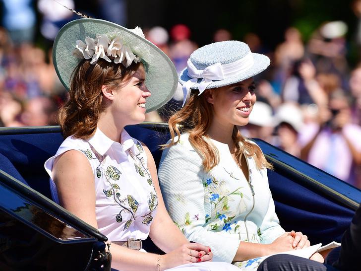 Фото №2 - Разное положение: почему принцесса Беатрис живет во дворце, а принцесса Евгения— нет