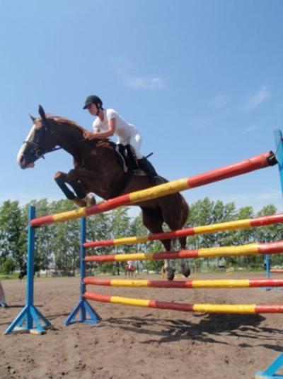 Фото №43 - Девушки на коне: самые романтичные наездницы Ульяновска