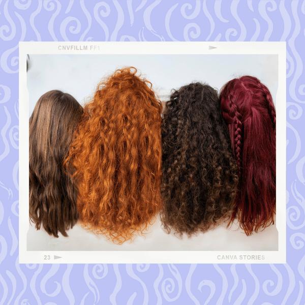 Фото №1 - Сколько типов волос существует на самом деле и как за ними ухаживать
