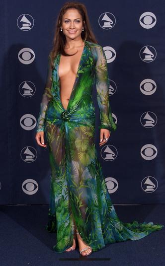 Дженнифер на «Грэмми— 2000»