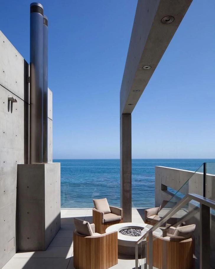Фото №7 - Канье Уэст купил дом по проекту Тадао Андо в Малибу