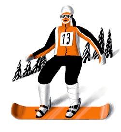 Фото №1 - Какой зимний олимпийский вид спорта самый опасный?