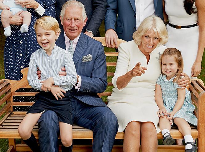 Фото №12 - Принц Джордж Кембриджский: шестой год в фотографиях
