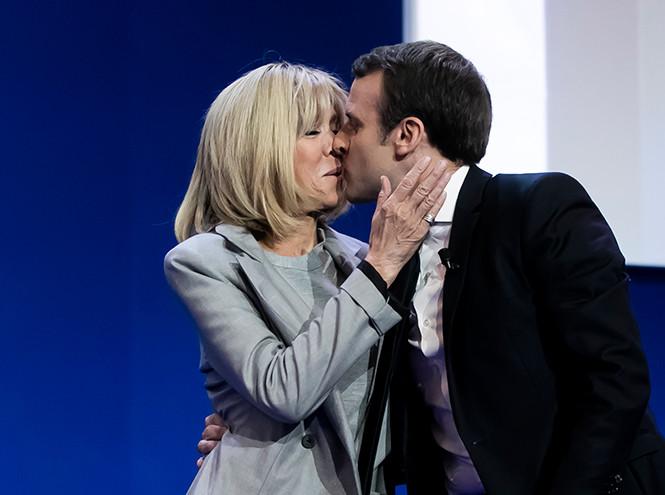 Фото №9 - Много шума из ничего: чем Бриджит Макрон не угодила французам