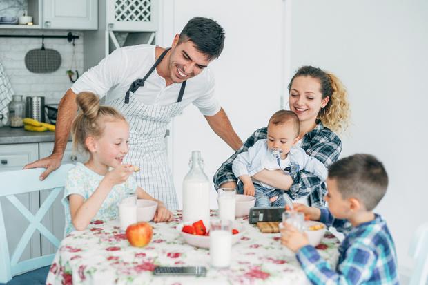 10 важных льгот для многодетных семей