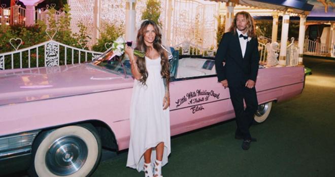 Свадьба Айзы и Дмитрия Анохина
