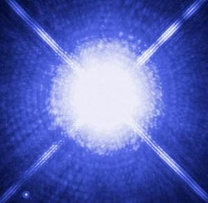 Фото №1 - Ученые открыли новый тип звезды