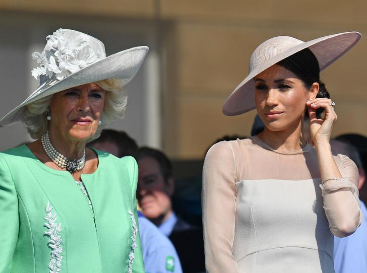 Фото №1 - Герцогиня Коварство: как Камилла повлияла на уход Сассекских из БКС
