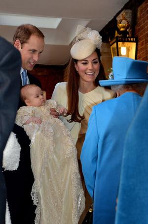 Фото №5 - Что нужно знать о крещении королевских наследников Великобритании