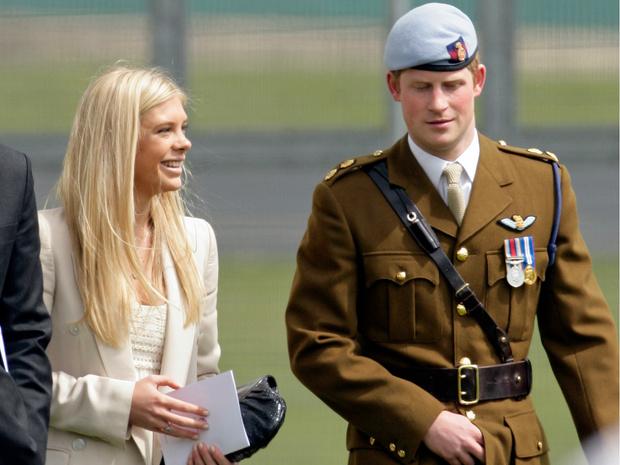 Фото №3 - Неожиданное прозвище принца Гарри, которое ему дала бывшая возлюбленная