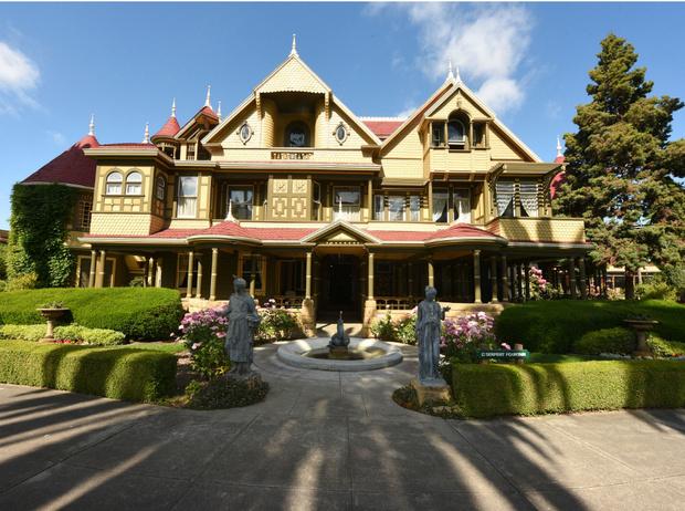 Фото №3 - Дом, который построили призраки: тайны проклятого особняка вдовы Винчестер