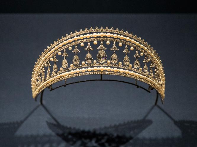Фото №16 - Утраченные сокровища Империи: самые красивые тиары Романовых (и где они сейчас)