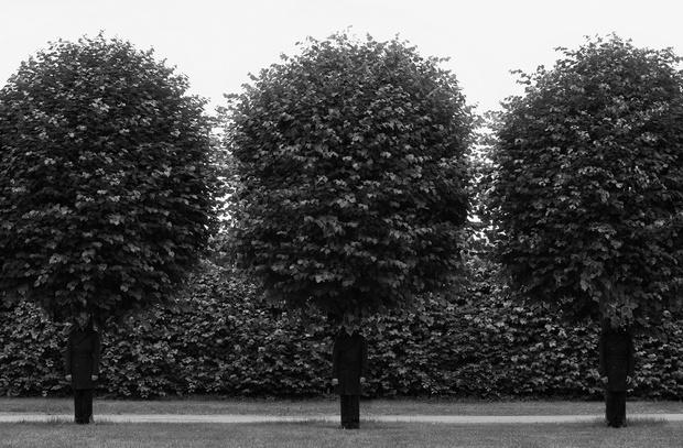 Фото №3 - Андрей Троицкий: фотопортреты в стиле сюрреализма