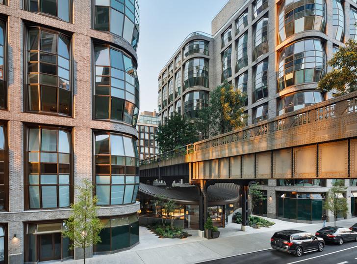 Фото №1 - Дом-фонарь: новый проект студии Томаса Хизервика в Нью-Йорке