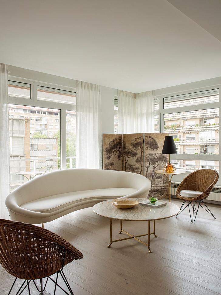 Фото №6 - Светлая квартира для семьи с детьми под Мадридом