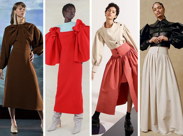Фото №6 - Тренды осени и зимы 2021/22 с Недели моды в Лондоне