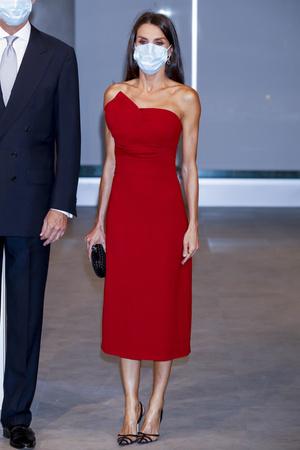 Королева Испании Летиция, 2020 год