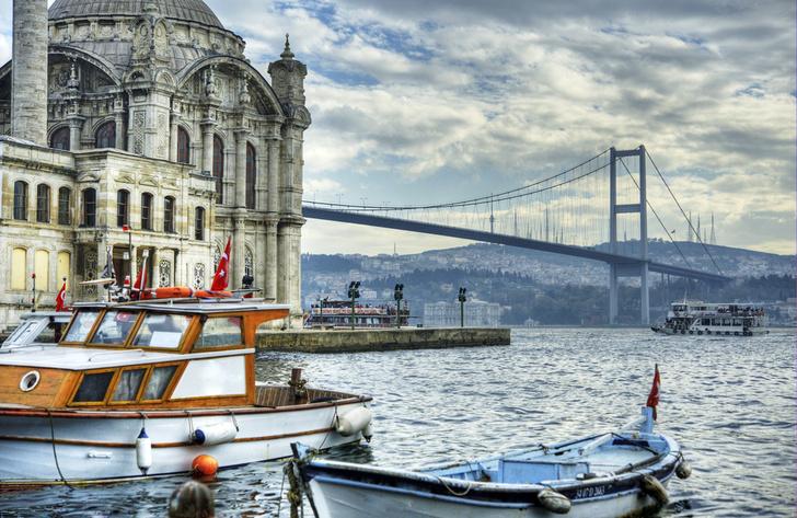 Фото №1 - Пять мест в Стамбуле, которые необходимо посетить