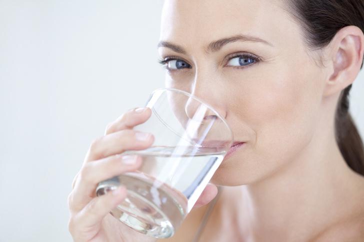 Постоянно хочется пить воду