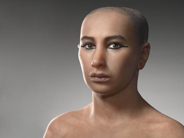 Фото №1 - Обновленные лица Всемирной истории