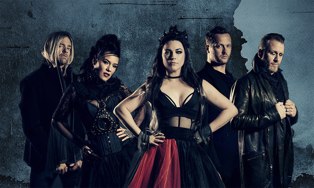 Фото №1 - Концерт недели: Evanescence (24 сентября, Москва, «Крокус Сити Холл»)