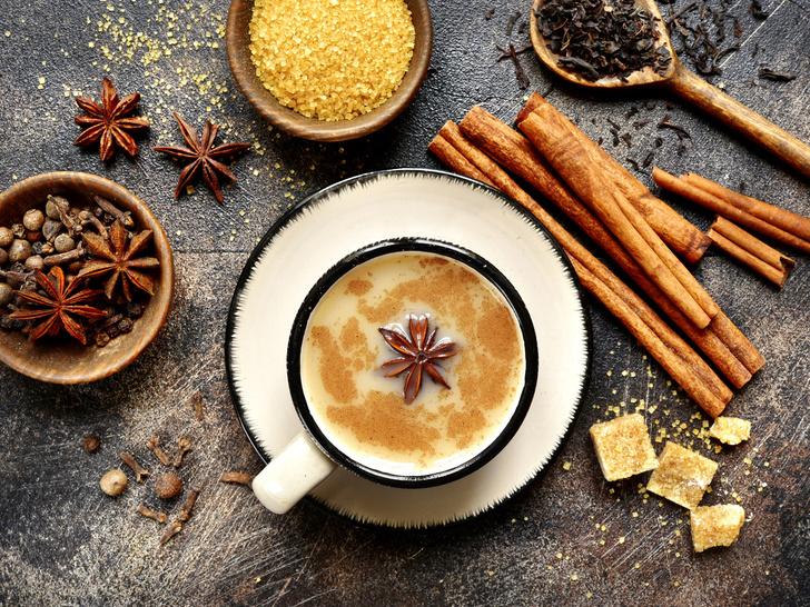 Фото №1 - Целебный чай масала: история напитка и традиционный рецепт