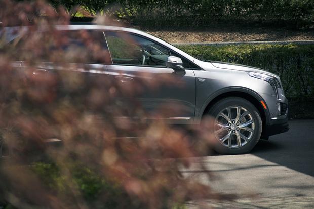 Фото №3 - Cadillac XT5 хорошеет на глазах