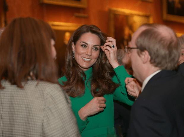 Фото №4 - Кто ярче: Мелания, Кейт и Камилла в эффектных нарядах на саммите НАТО в Лондоне