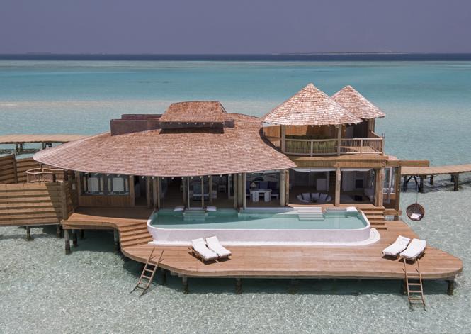 Фото №4 - Высоты Мальдив: новые стандарты роскошного отдыха