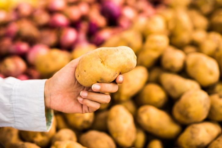 Фото №2 - Картофель и правильное питание: 5 главных мифов и 3 диетических рецепта