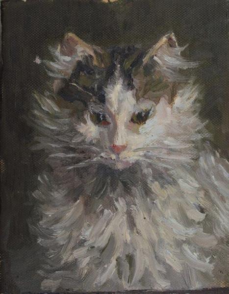 Выставка Кошка и ее художники