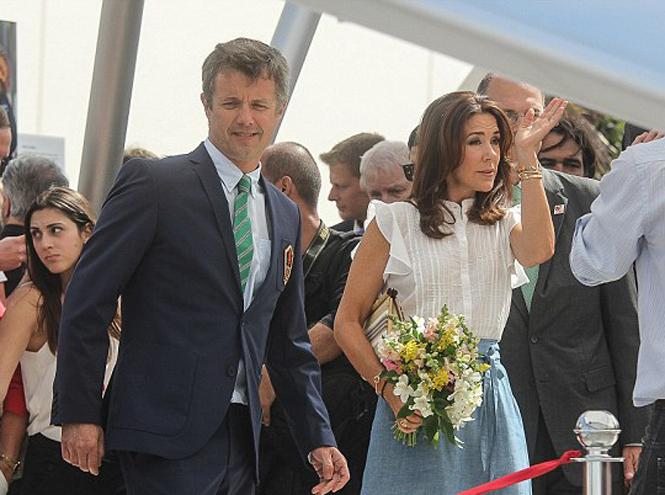 Фото №3 - Королевская семья Дании на Олимпиаде-2016 в Рио