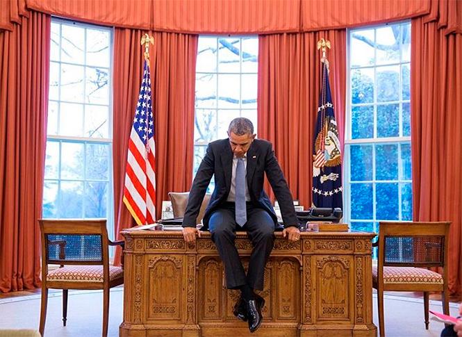 Фото №2 - Белый дом Дональда: кого дразнит Трамп?