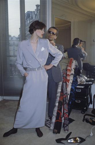 Фото №3 - Великий кайзер: 5 модных революций Карла Лагерфельда