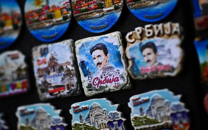 Фото №13 - Город, в котором говорят стены: прогулка по Белграду