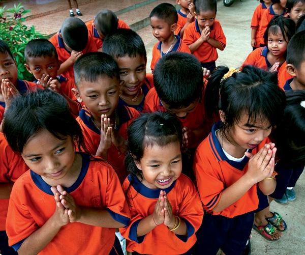 Фото №12 - Королевство детской улыбки: Таиланд